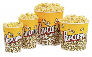 popcorn bucketsCOB