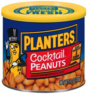 planters coctail peanuts